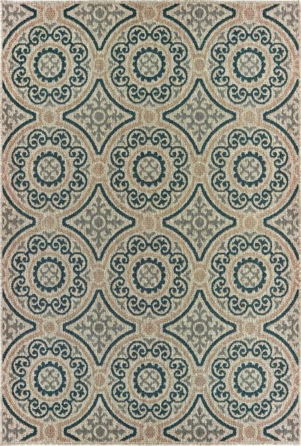 Oriental Weavers Latitude 609X3 Beige/Tan