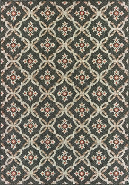 Oriental Weavers Latitude 1904K Green