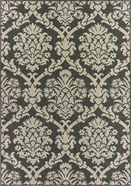 Oriental Weavers Latitude 8020K Gray/Silver