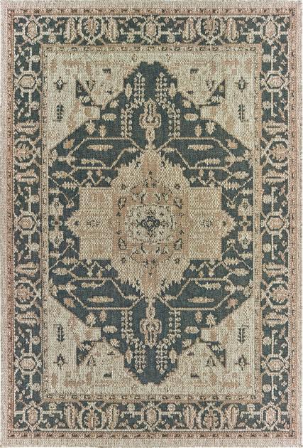 Oriental Weavers Latitude 001J3 White/Ivory