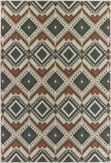 Oriental Weavers Latitude 002X3 Beige/Tan