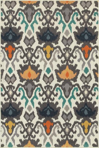 Oriental Weavers Hampton 530W5 White/Ivory
