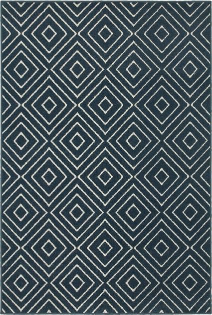 Oriental Weavers Hampton 2332B Blue/Navy