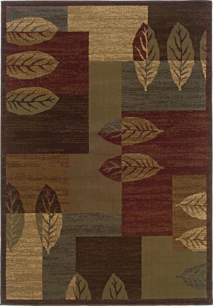 Oriental Weavers Tybee 2360R Brown