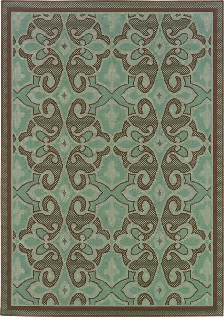 Oriental Weavers Montego 2335L Blue/Navy