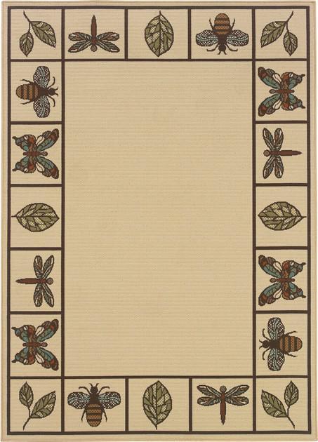 Oriental Weavers Montego 2266W Beige/Tan