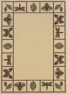 """Oriental Weavers Montego 2266W Beige/Tan 7'10""""X10'10"""""""