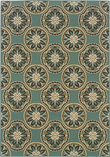 Oriental Weavers Montego 8323L Blue/Navy