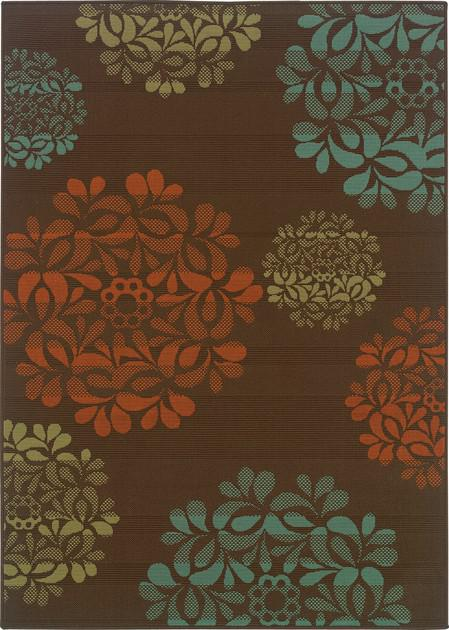 Oriental Weavers Montego 2635N Brown