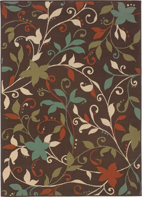 Oriental Weavers Montego 967X6 Brown