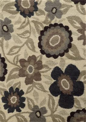 """Oriental Weavers Covington 504J6 Beige/Tan 7'10""""X10'10"""""""