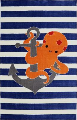 Mohawk Aurora (Kids) Little Octopus Blue/Navy