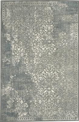"""Karastan Euphoria Ayr Gray/Silver 9'6"""" X 12'11"""""""