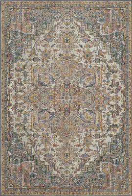 Mohawk Mosaic Ravenna White/Ivory