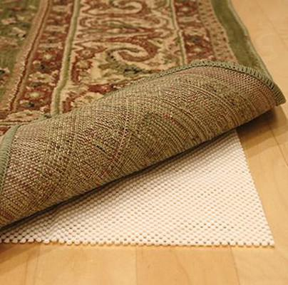 Mohawk Rug Pad Better-Rug Stay Pad White/Ivory