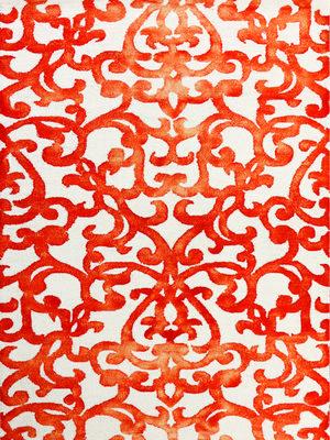 Roma Shibori SHI-7 Orange/Rust