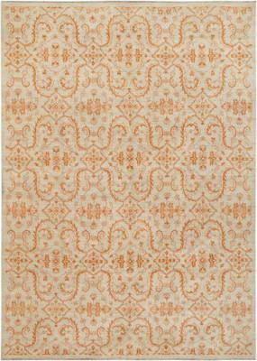"Kally Annite Kal-272-Anni-dgn Orange/Rust 10'2""X14'0"""