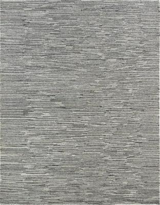 "Kally Nichromite Kal-541-Nich-ysv Gray/Silver 4'0"" X 6'0"""