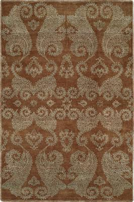 "Kally Anhydrite Kal-004-Anhy-yod Brown 2'0"" X 3'0"""