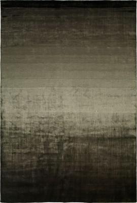 "Kally Annabergite Kal-347-Anna-lsh Gray/Silver 5'0"" X 8'0"""