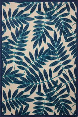 Nourison Aloha ALH18 Blue/Navy