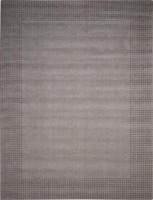 Nourison Cottage Grove KI700 Gray/Silver