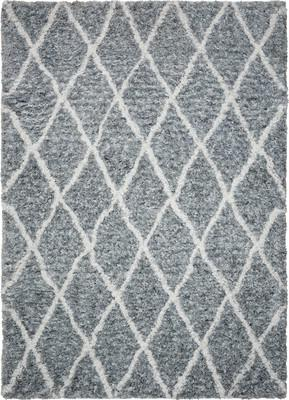 Nourison Galway GLW11 Gray/Silver