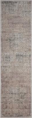 Nourison Graphic Illusions Gil09 Gray/Silver