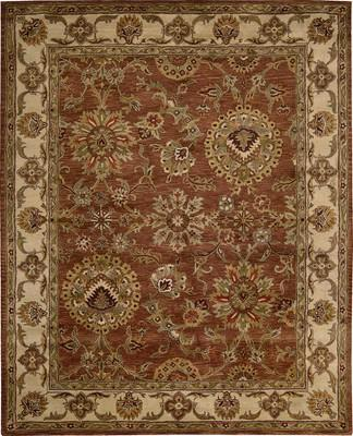 Nourison Jaipur Ja13 Brown