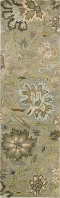 Nourison Jaipur Ja41 Gray/Silver