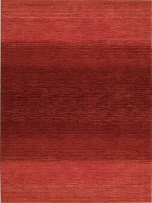 """Nourison Linear Glow GLO01 Red/Burgundy 7'9""""X10'10"""""""