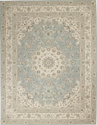 Nourison Living Treasures Li15 Blue/Navy