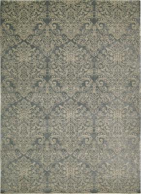 Nourison Platine Ma202 Gray/Silver