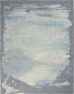 Nourison Prismatic Prs19 Gray/Silver