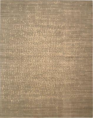 Nourison Silken Allure Slk06 Brown