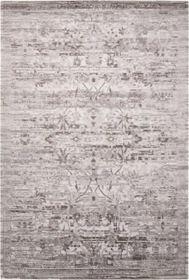 "Nourison Tahoe Modern TWI01 Gray/Silver 12'0"" X 15'0"""