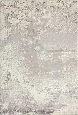"Nourison Twilight TWI06 Gray/Silver 9'9"" X 13'9"""