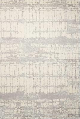 "Nourison Tahoe Modern TWI10 Gray/Silver 12'0"" X 15'0"""