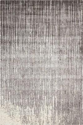 Nourison Tahoe Modern Twi14 Gray/Silver