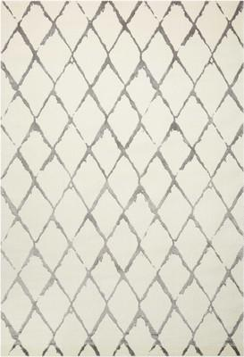 "Nourison Tahoe Modern TWI15 White/Ivory 12'0""X15'0"""