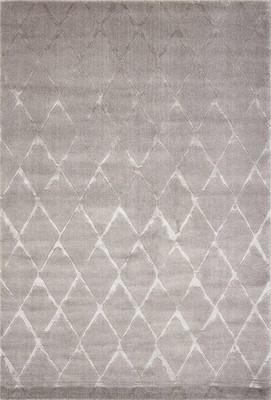 Nourison Tahoe Modern Twi15 Gray/Silver