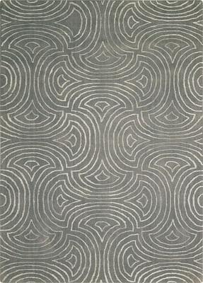 Nourison Vita VIT11 Gray/Silver 8'0