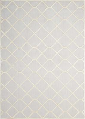 Nourison Vita VIT13 Gray/Silver 8'0