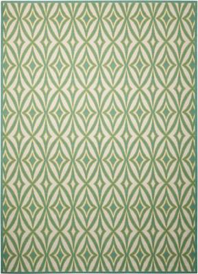 Nourison Wav01/Sun & Shade SND19 Green