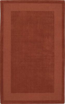 """Nourison Westport WP20 Orange/Rust 3'6"""" X 5'6"""""""