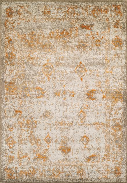 Dalyn Antiquity Aq1 Orange/Rust