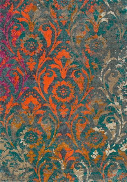 Dalyn Antiquity Aq160 Orange/Rust
