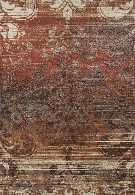 Dalyn Lavita Lv521 Orange/Rust