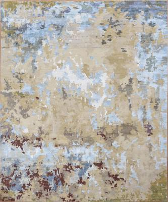"Seattle Rug Everette Sea-Eve-wda Beige/Tan 6'0"" X 9'0"""