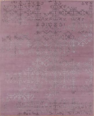 "Seattle Rug Tacoma Sea-667-Tac-529 Pink/Purple 2'0"" X 3'0"""
